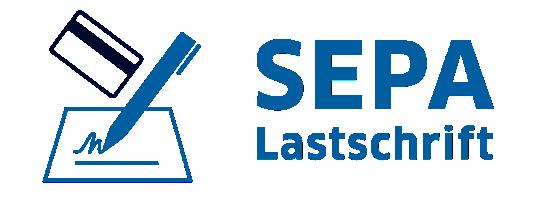Bezahlung mit SEPA-Lastschrift